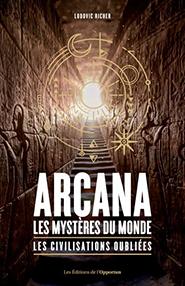 illustration de livre Arcana, les mystères du monde