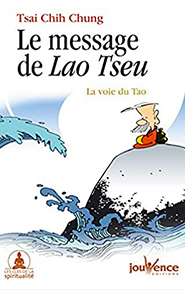 illustration de livre Le message de Lao Tseu
