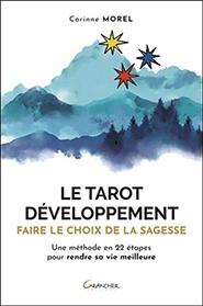 illustration de livre Le Tarot développement