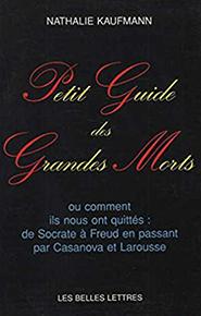 illustration de livre Petit guide des grandes morts