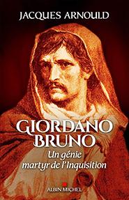 illustration de livre Giordano Bruno