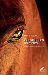 illustration de livre Consciences animales