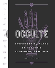 illustration de livre Occulte