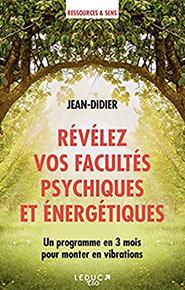 illustration de livre Révélez vos facultés psychiques et énergétiques