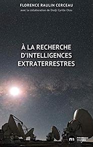 illustration de livre À la recherche d'intelligences extraterrestres