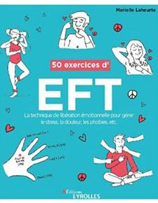 illustration de livre 50 exercices d'EFT