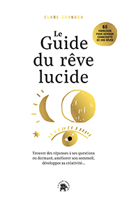 illustration de livre Le guide du rêve lucide