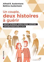 illustration de livre Un couple : deux histoires à guérir
