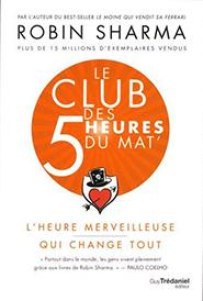 illustration de livre Le Club des 5 heures du mat'