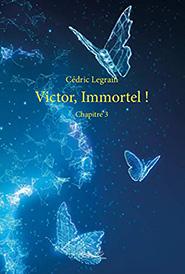illustration de livre Victor, Immortel !