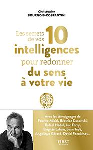 illustration de livre Les secrets de vos 10 intelligences pour redonner du sens à votre vie