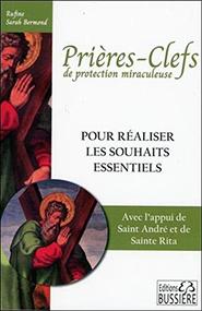 illustration de livre Prières-clefs de protection miraculeuse