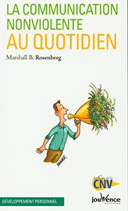 illustration de livre La communication non-violente au quotidien