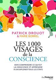 illustration de livre Les 1000 visages de la conscience