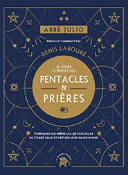 illustration de livre Le guide complet des pentacles & prières