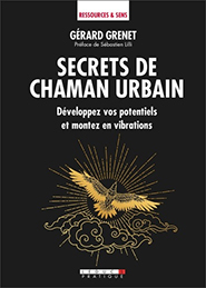 illustration de livre Secrets de chaman urbain