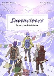 illustration de livre Invincibles