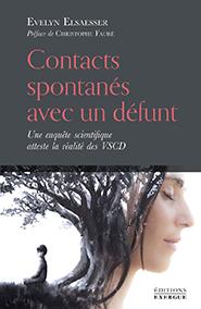 illustration de livre Contacts spontanés avec un défunt