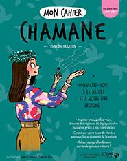 illustration de livre Mon cahier Chamane