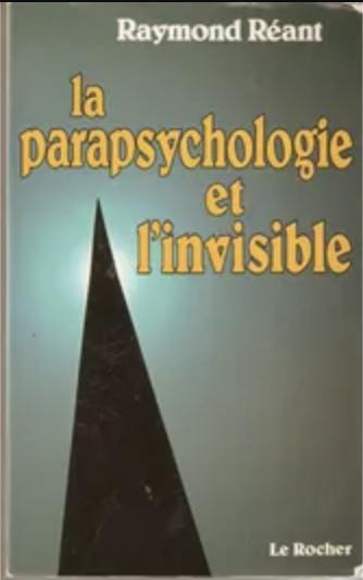 illustration de livre La parapsychologie et l'invisible
