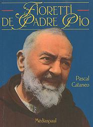 illustration de livre Fioretti de Padre Pio