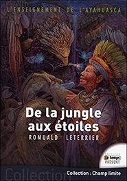 illustration de livre L'enseignement de l'Ayahuasca