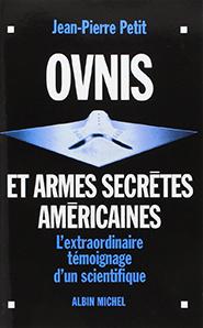 illustration de livre Ovnis et armes secrètes américaines
