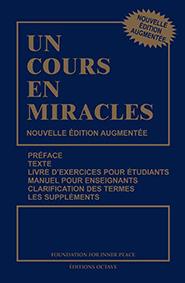 illustration de livre Un cours en miracles