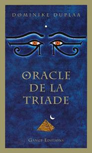 illustration de livre Oracle de la Triade