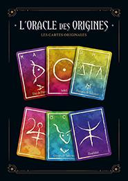 illustration de livre L'Oracle des Origines