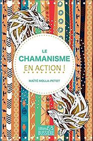 illustration de livre Le Chamanisme en action !