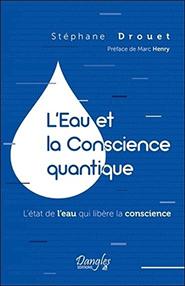 illustration de livre L'Eau et la Conscience quantique