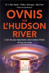 illustration de livre Ovnis sur l'Hudson River