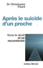 illustration de livre Après le suicide d'un proche