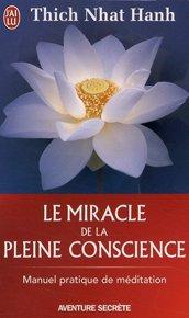 illustration de livre Le miracle de la pleine conscience