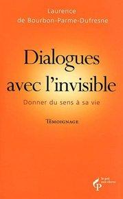 illustration de livre Dialogues avec l'invisible