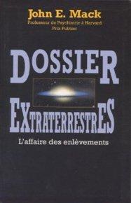 illustration de livre Dossier extraterrestres