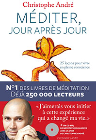 illustration de livre Méditer, Jour Après Jour  (+ 1 CD de méditations)