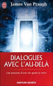 illustration de livre Dialogues avec l'au-delà