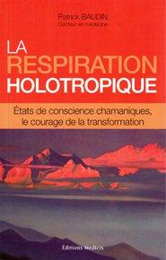 illustration de livre La respiration holotropique