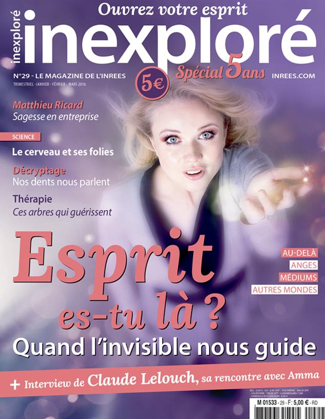 magazine inexploré