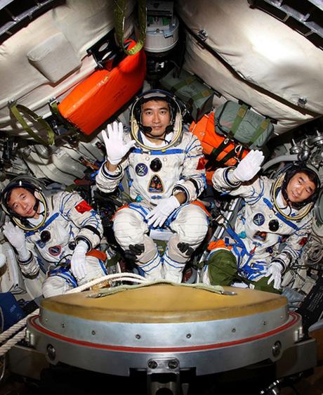 La Chine à la conquête de l'espace