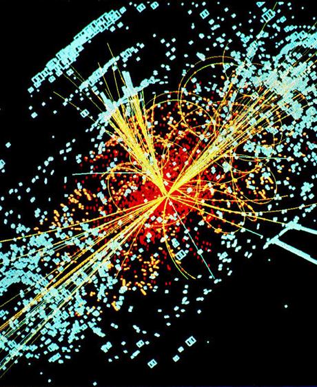 Le boson de Higgs refait parler de lui