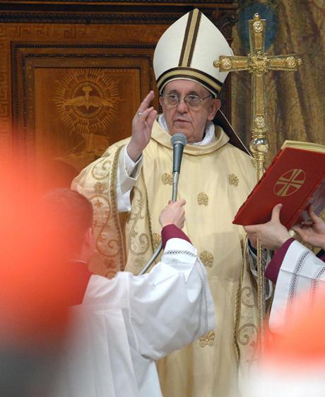 Le nouveau pape vu en rêve prémonitoire