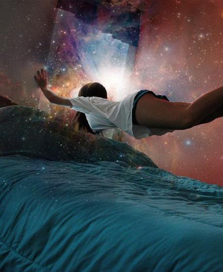 Colorer notre vie  grâce au rêve lucide