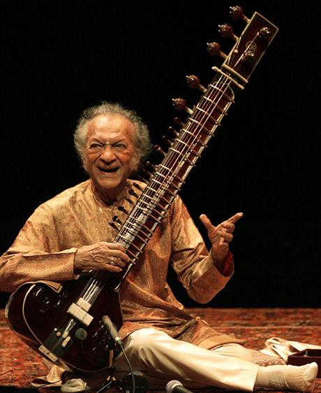 La musique indienne, source de spiritualité