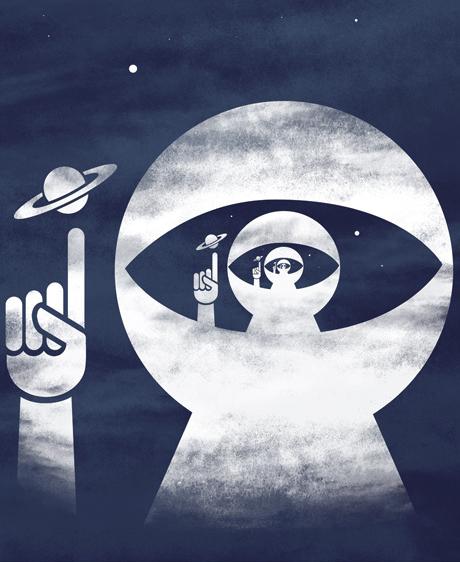 Imaginer d'autres formes de vie extraterrestre