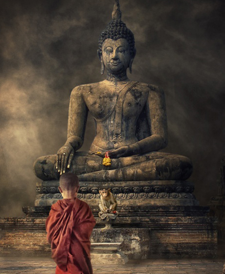 Mourir dans la sérénité avec le bouddhisme