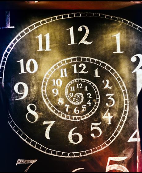 Le temps, une illusion ?