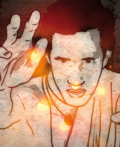 Le toumo: l'esprit de feu
